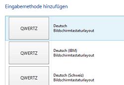 Qwertz deutsch