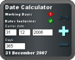 DateCalculator