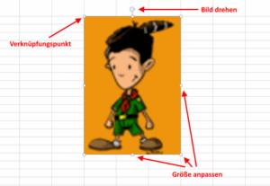 Bilder in Excel einbauen