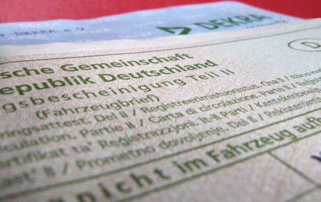 Dokumente für die Zulassung - (Foto: Markus Schraudolph)