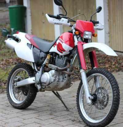 Yamaha TT 600 R - (Foto: Markus Schraudolph)