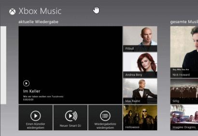 Win8 Appfenster ziehen