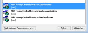 Excel Vorhandene Verbindungen