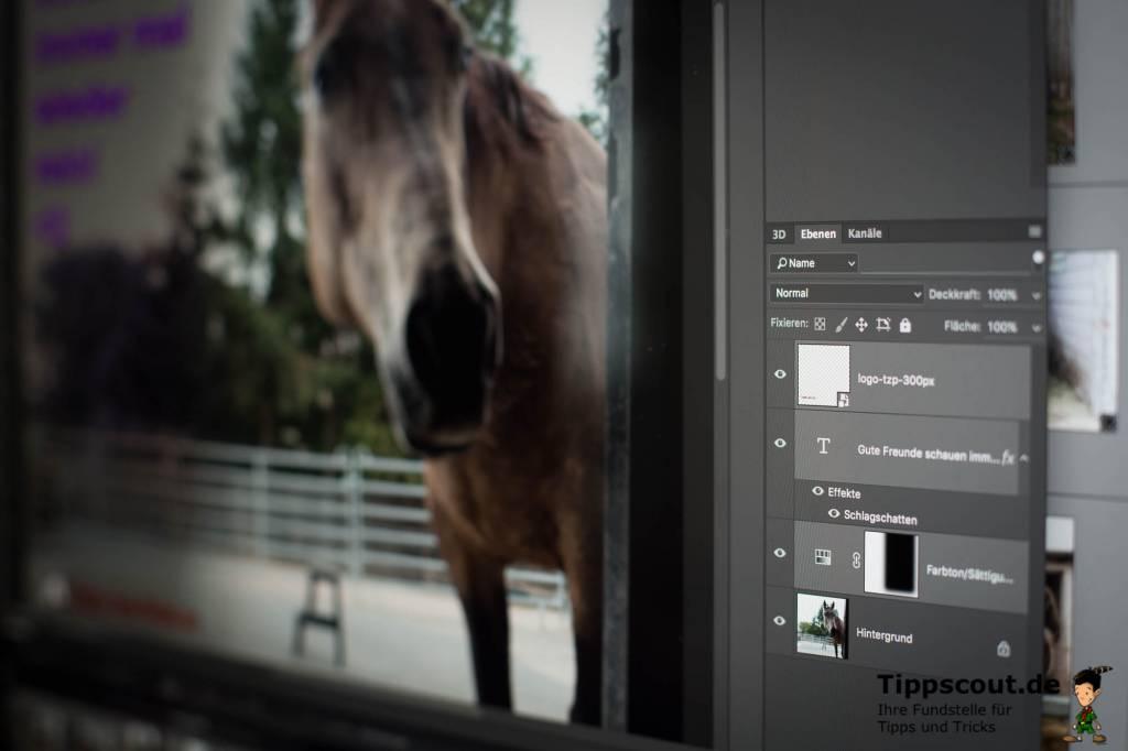 Ebenenmaske kopieren [Adobe Photoshop] - YouTube
