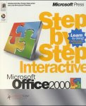 Microsoft Office 2000 Step by Step Interactive, 1 CD-ROMInteractive Self-Paced Simulation and...