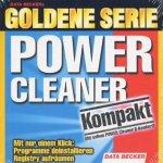 Power Cleaner kompakt. CD- ROM für Windows 95/98. Programme deinstallieren. Registry aufräumen