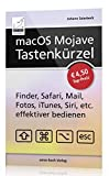 macOS Mojave Tastenkürzel - Finder, Safari, Mail, Fotos, iTunes, Siri, etc. effektiver bedienen...