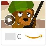 Digitaler Amazon.de Gutschein mit Animation (Reggaeständchen) [American Greetings]