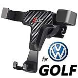 AYADA Handyhalterung für VW Golf 7, Golf 7 Handyhalterung Gravity Automatische Sperre...