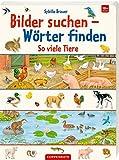 So viele Tiere (Bilder suchen – Wörter finden)