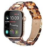 Fullmosa Harzig Ersatzband Uhrenarmband kompatibel für Apple Watch Armband 40mm, iWatch Serie...