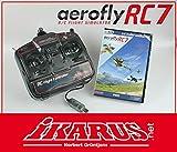 aerofly RC7 Professional DVD mit USB-Commander