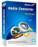 Audio Converter Win Vollversion (Product Keycard ohne Datenträger)