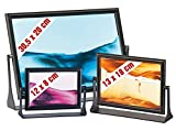 infactory Sandbilder zum Drehen: Sandbilder 3er-Pack: Eldorado, Blue Ocean & Dream Pink...