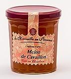 Confit de Provence - Konfitüre mit Melone aus Cavaillon (Melon de Cavaillon) 370 g
