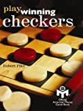 Play Winning Checkers: Official Mensa Game Book (w/registered Icon/trademark as shown on the front...
