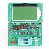 Yosoo GM328 LCD Display Transistor Prüfgerät ESR Meter Cymometer Square Wave Generator