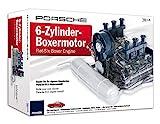 PORSCHE 6-Zylinder-Boxermotor - Flat-Six Boxer Engine: Bauen Sie Ihr eigenes klassisches...