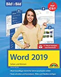Word 2019 Bild für Bild erklärt. Komplett in Farbe. Für alle Einsteiger geeignet mit vielen...