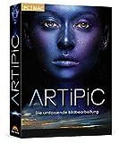Artipic Photo Editor Bildbearbeitung - umfangreiche Funktionen Fotos bearbeiten und leichte...