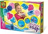 SES Creative 00910 Seifen gießen Kinder-Bastelkit, Mehrfarbig