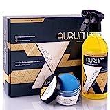 Aurum-Performance Reinigungsknete mit Gleitmittel zur professionellen Autopflege - Entfernt mühelos...