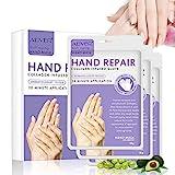 Hand Maske Handschuh Feuchtigkeitscreme Handmaske Feuchtigkeits Maske Hand Masken Für Trockene...