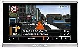 NAVIGON 8410 Navigationssystem (12,7 cm (5 Zoll) Display, West & Osteuropa (40 Länder), TMC Pro,...