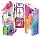 Barbie FBR36 Tierklinik-Spielset, Mehrfarbig