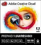 Adobe Creative Cloud All Apps | 1 Jahr | PC/Mac | Download