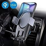VANMASS Wireless Charger Auto Handyhalterung Elektronisch Motor betrieben 15W/10W/7.5W/5W Qi...