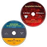 Universal Treiber-Meister für Windows 10 / 8 / 7 / Vista / XP (32 & 64 Bit) alle (PC & Laptop)...