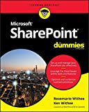 SharePoint For Dummies (For Dummies (Computer/Tech))