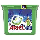 Ariel All-in-1 PODS Waschmittel Universal +EXTRA Geruchsabwehr – 20 Waschladungen