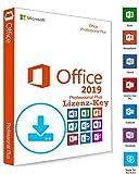 Microsoft Office 2019 Professional Plus DOWNLOAD + LIZENZ KEY - E-Mail Versand - 32 / 64 Bit - 1...