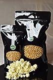 Premium Popcorn Kinopopcorn 500 Gramm frische Beutel XL 1:46 Premium Popcorn Popvolumen im wieder...