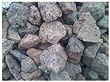 Der Naturstein Garten 10 kg Grill Lava Steine 16-32 mm - Gasgrill Elektrogrill BBQ Lavastein -...