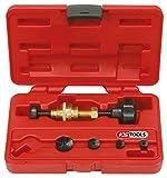 KS Tools 136.1105 Wasserhahn-Fräsapparat-Satz 1/4'-1', 6-tlg.