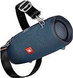JBL Xtreme 2 Musikbox - Wasserdichter, portabler Stereo Bluetooth Speaker mit integrierter Powerbank...