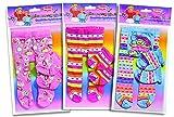 Puppen-Strumpfhose / Socken bunt, Größe 35 - 46 cm, sortiert, 1 Stück
