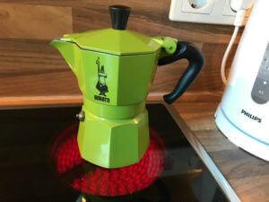 espressokocher anleitung