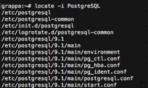 Wenn Sie in Linux Dateien suchen, hilft der Befehl find weiter.,