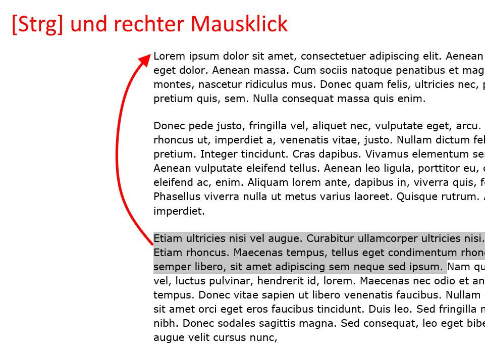 Groß Verschieben Der Listenvorlage Ideen - Beispiel Wiederaufnahme ...