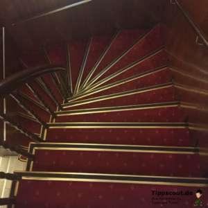 Mehr Bewegung mit Treppen steigen