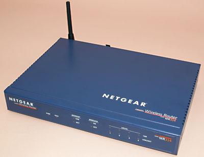 WLAN Router von Netgear