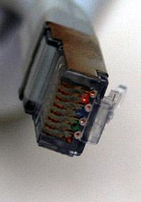 Mit diesem Kabel kommen Sie ins Netzwerk