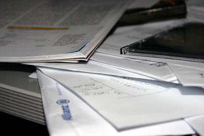 Chaos am Schreibtisch - (Foto: Markus Schraudolph)