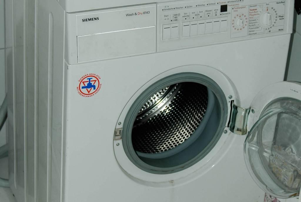 Aqua Stop Schaltet Waschmaschine Aus Tippscout De