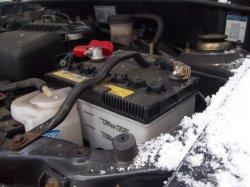Autobatterie - (Foto: Markus Schraudolph)