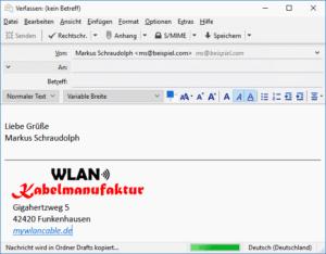 Dateivorlage anlegen